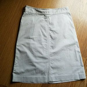 Banana Republic Stretch Skirt Size 6